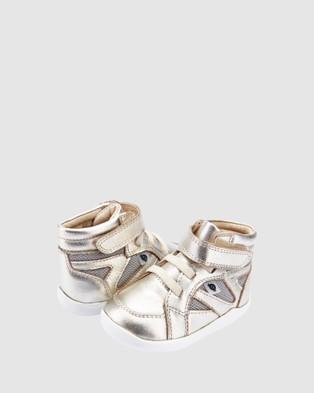 Old Soles Shizam Hi - Sneakers (Titanium/Light Grey)
