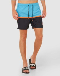 Superdry - Colour Block Swim Shorts