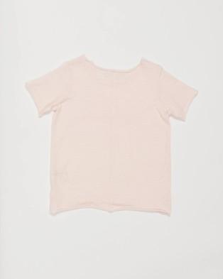 jac & mooki jnr Reign Tee - T-Shirts & Singlets (FLOSS)