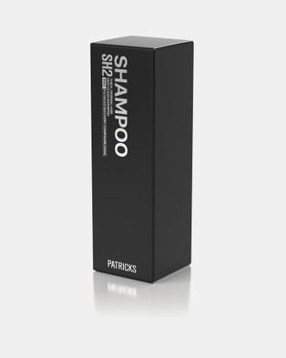 PATRICKS SH2 Deep Clean Shampoo - Beauty (Black)