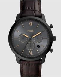 Fossil - Neutra Chrono Brown Chronograph Watch