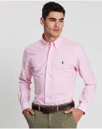 Polo Ralph Lauren - Slim Long Sleeve Sport Shirt
