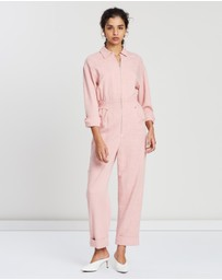 C/MEO COLLECTIVE - Clean Slate Jumpsuit