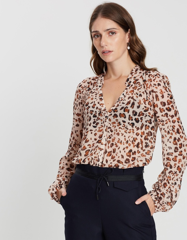 Cooper St - Animal Instinct Top
