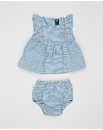 babyGap - Denim 2-Piece Set - Babies