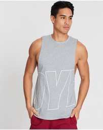 Doyoueven - Icon Muscle Tank