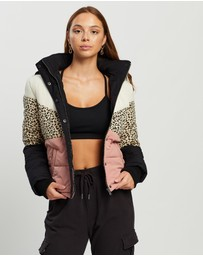 All About Eve - Distinct Panel Puffer