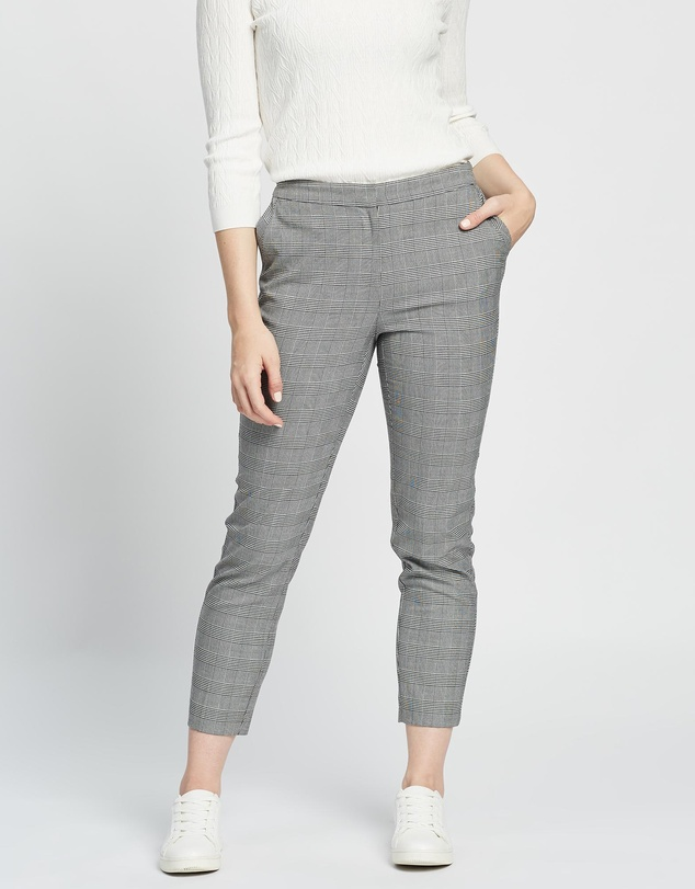 Marcs - Plaid It Cool Pants