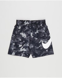 Nike - Dri-FIT Camo AOP Shorts - Kids