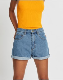 Abrand - A High Relaxed Shorts