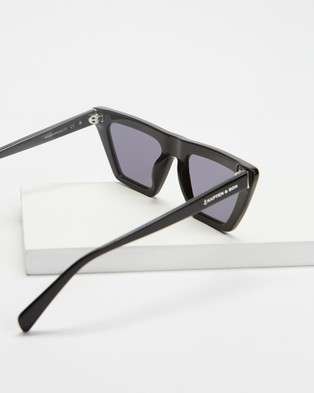 Kapten & Son Calais - Sunglasses (All Black)