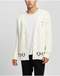 Fred Perry - Raf Laurel Wreath Cardigan
