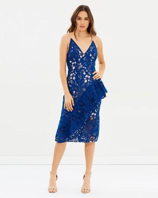 Cooper St – Sky Beauty Flounce Dress