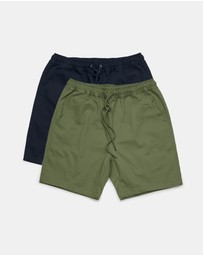 AS Colour - Walk Short 2-Pack