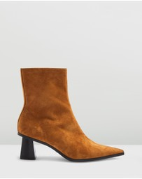 TOPSHOP - Maile Point Boots