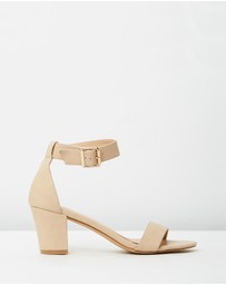 ICONIC EXCLUSIVE - Amelia Block Heels