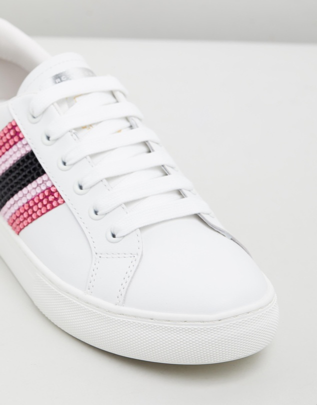 Marc Jacobs - Empire Strass Low Top Sneakers
