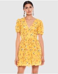 cf1146d0fe2a Yellow Dresses | Buy Yellow Dresses Online Australia- THE ICONIC