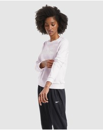 Reebok Performance - Core Linear Crew Sweatshirt