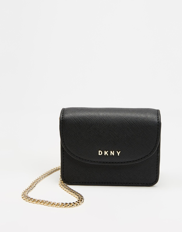 DKNY - Gifting Mini Flap Cross-Body Bag