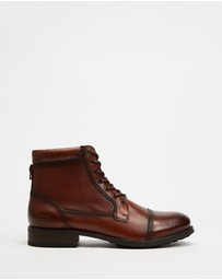 Rodd & Gunn - Silverstream Military Boots