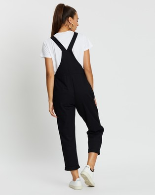 Atmos&Here Bobbie Overalls - Jumpsuits & Playsuits (Black)