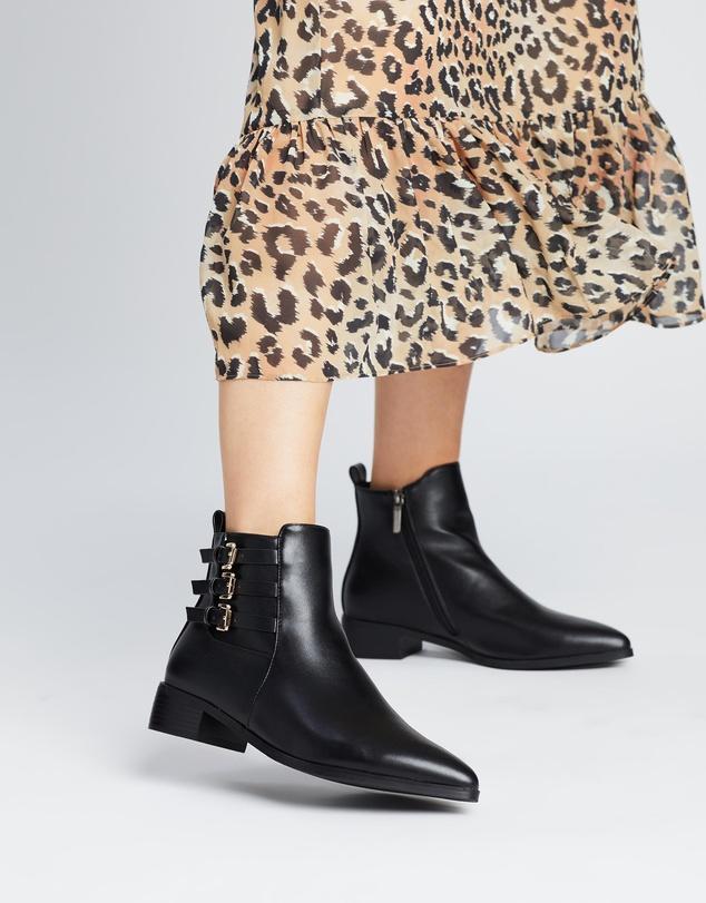 Women Noah Ankle Boots