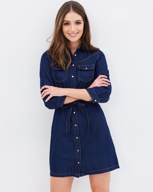 Dorothy Perkins – LS Western Shirt Dress