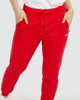 Fila Classic Pants - Sweatpants (Red)