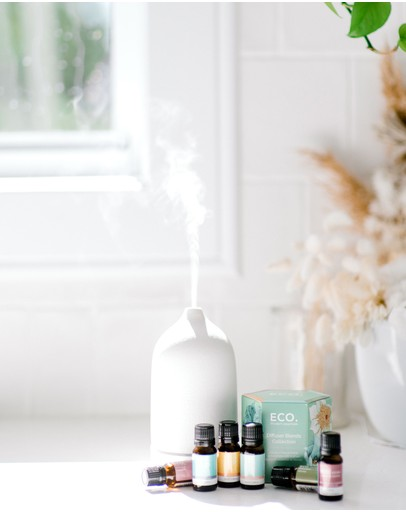 ECO. Modern Essentials - ECO. Stone Diffuser & Diffuser Blends Collection