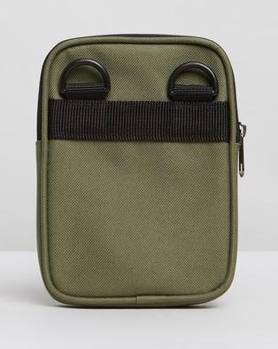Lyle and Scott - Mini Messenger Bag - Bags (Lichen Green) Mini Messenger Bag