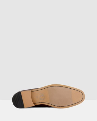 AQ by Aquila Penley Loafers - Dress Shoes (Brown)