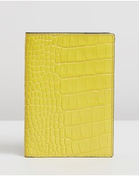 Smythson - Mara Passport Cover