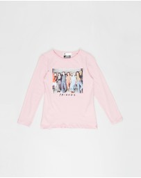 Cotton On Kids - Lux Long Sleeve Tee - Kids-Teens