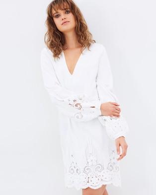 Elliatt – Aurora Dress White