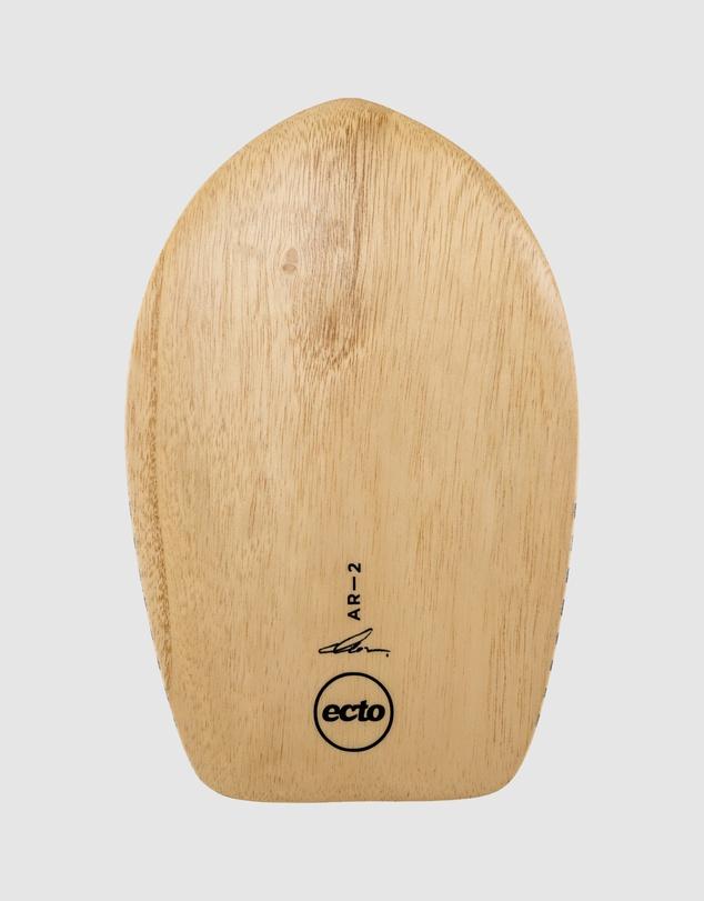 Women Ecto Bodysurfing Handplane - All Rounder 2 - Wood 11