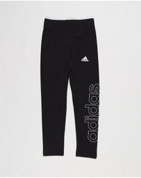 adidas Performance - Essentials Linear Leggings - Kids-Teens