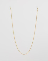 Le Specs - Fine Rope Neck Chain