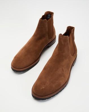 ALDO - Karmelo Boots   Men's - Boots (Cognac) Karmelo Boots - Men's