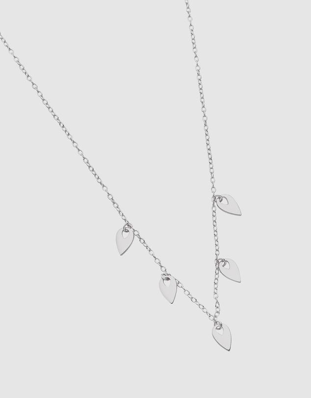 Women Poppy Necklace