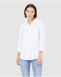 French Connection - Boyfriend Oxford Shirt
