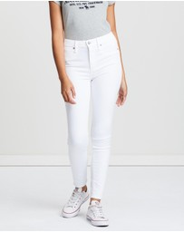 Abercrombie & Fitch - Super Skinny High-Rise Simone Jeans