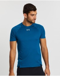 Under Armour - Qualifier HexDelta Short Sleeve Tee