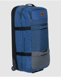 Quiksilver - New Reach 100L Large Wheeled Suitcase
