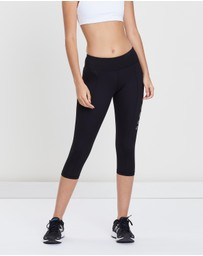 Jaggad - Core 3/4 Panelled Leggings