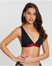Calvin Klein - Core Icon High Apex Triangle Top