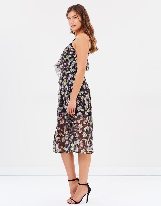 dda5529dd68 Playful Flounce Midi Dress by Talulah Online