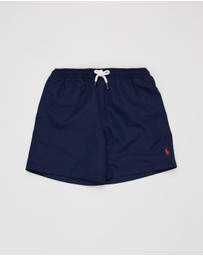Polo Ralph Lauren - Traveler Swimwear Boxer Shorts - Kids