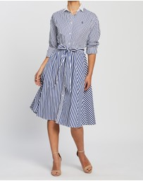 Polo Ralph Lauren - Long Sleeve Casual Dress