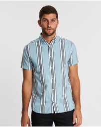 Jack & Jones - Kelly Stripe SS Shirt